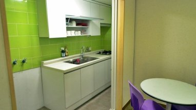 Kitchen in Suite Room